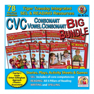 601BD - CVC BIG BUNDLE - SQ COVER 500h 60