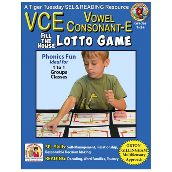 L602D VCE LOTTO GAME - COVER 500H 60